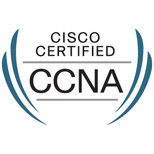 CISCO CCNA certification logo
